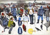 Primrose hill sledgers regent's park