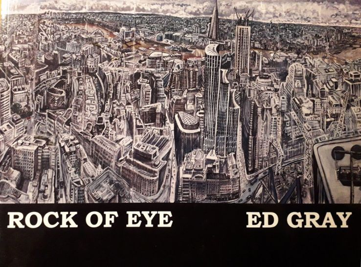 Rock of eye ed gray