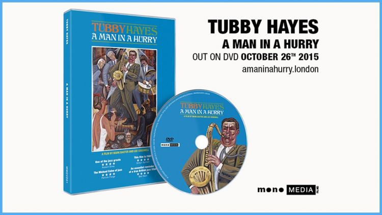 Tubby hayes dvd