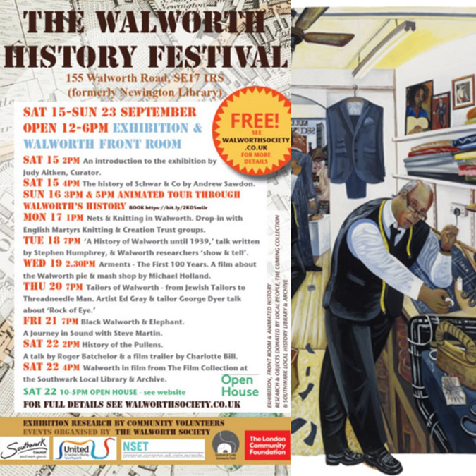 Walworth history