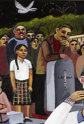 Dia de los muertos day of the dead san miguel cemetery panteon general oaxaca mexico requiem copy (13) copy copy
