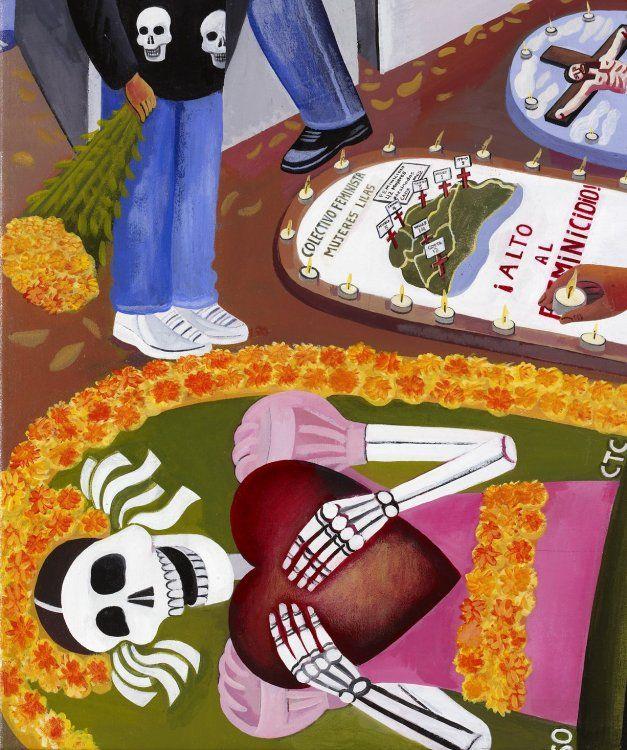 Dia de los muertos day of the dead san miguel cemetery panteon general oaxaca mexico requiem copy (16) copy copy