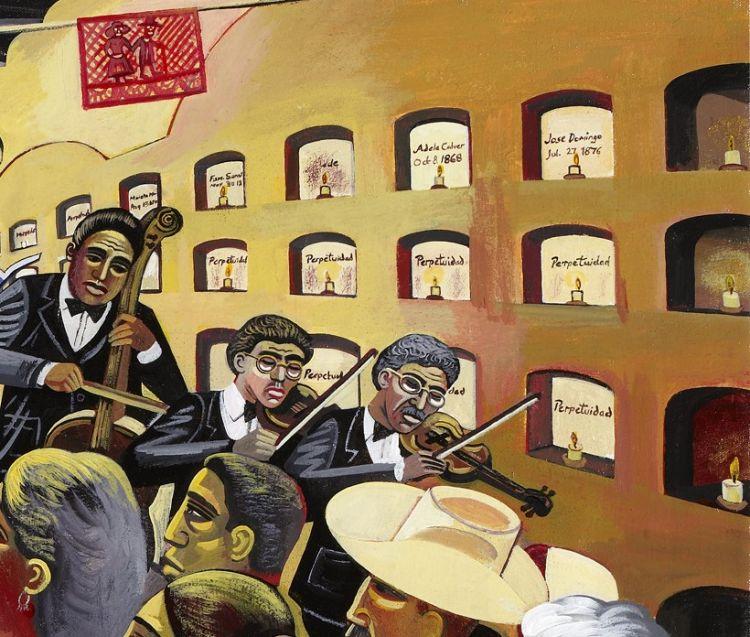 Dia de los muertos day of the dead san miguel cemetery panteon general oaxaca mexico requiem copy (17) copy copy 1