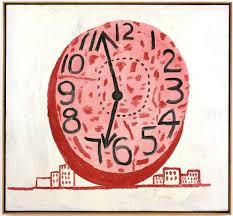 Gustob clock