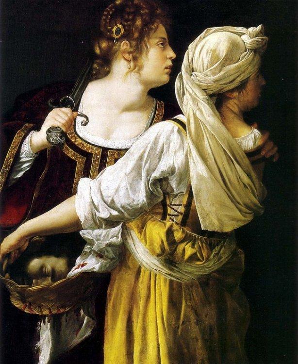 Judith and her maidservant artemisia gentileschi 1618 5f320f12