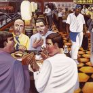 Socrates diner hudson street tribeca new york trading philosophies nyc