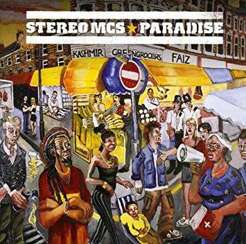 Stereo mcs ed gray album cover art
